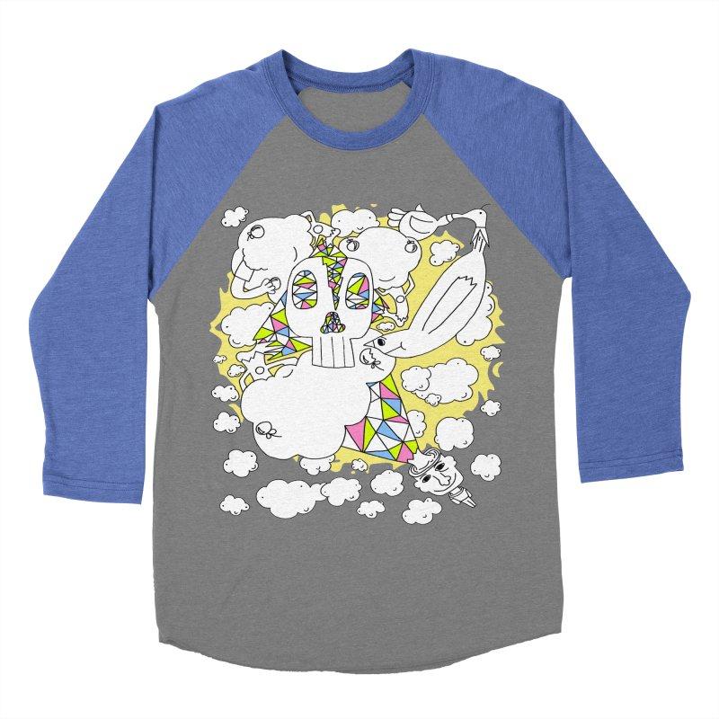 Autistic Daydream Men's Baseball Triblend T-Shirt by morningviewstudios's Artist Shop