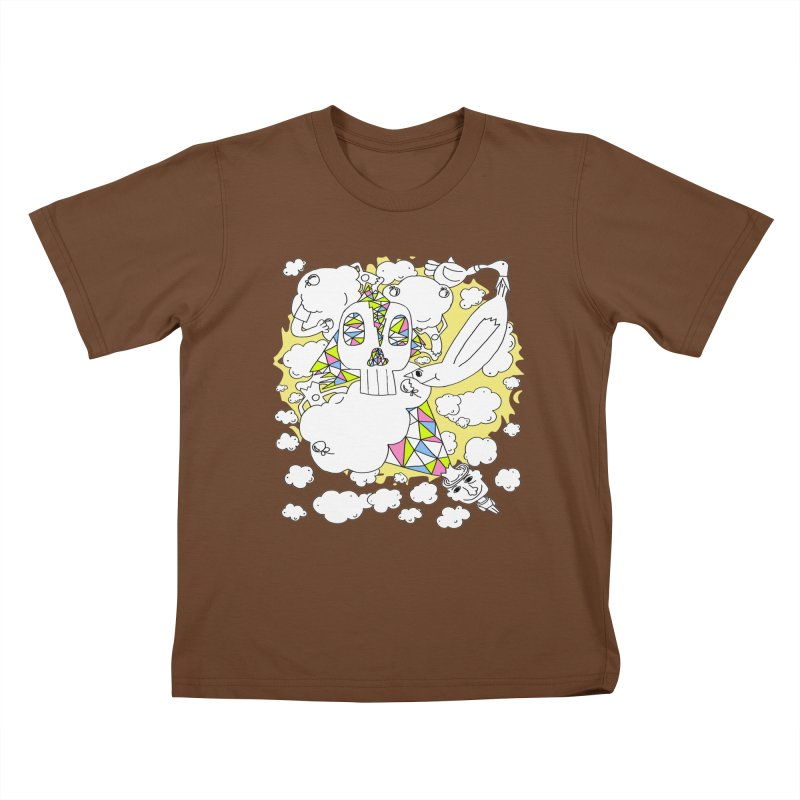 Autistic Daydream Kids T-shirt by morningviewstudios's Artist Shop