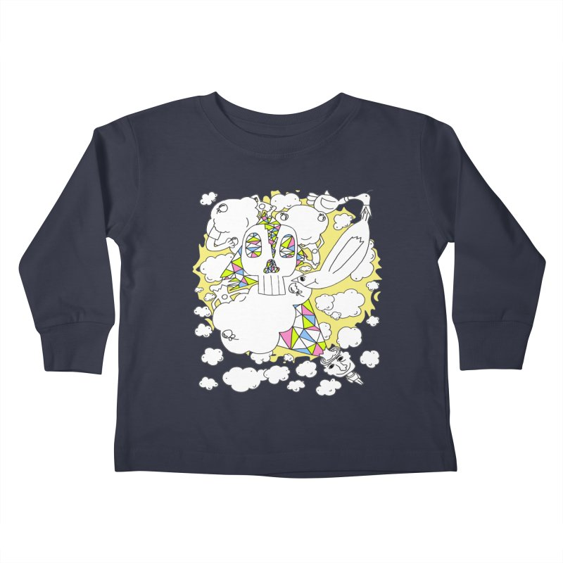 Autistic Daydream Kids Toddler Longsleeve T-Shirt by morningviewstudios's Artist Shop