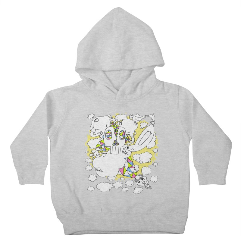 Autistic Daydream Kids Toddler Pullover Hoody by morningviewstudios's Artist Shop