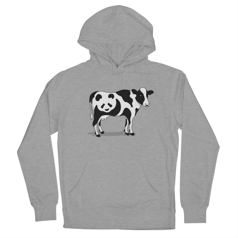 CowPanda Men's Pullover Hoody by Morozinka Artist Shop