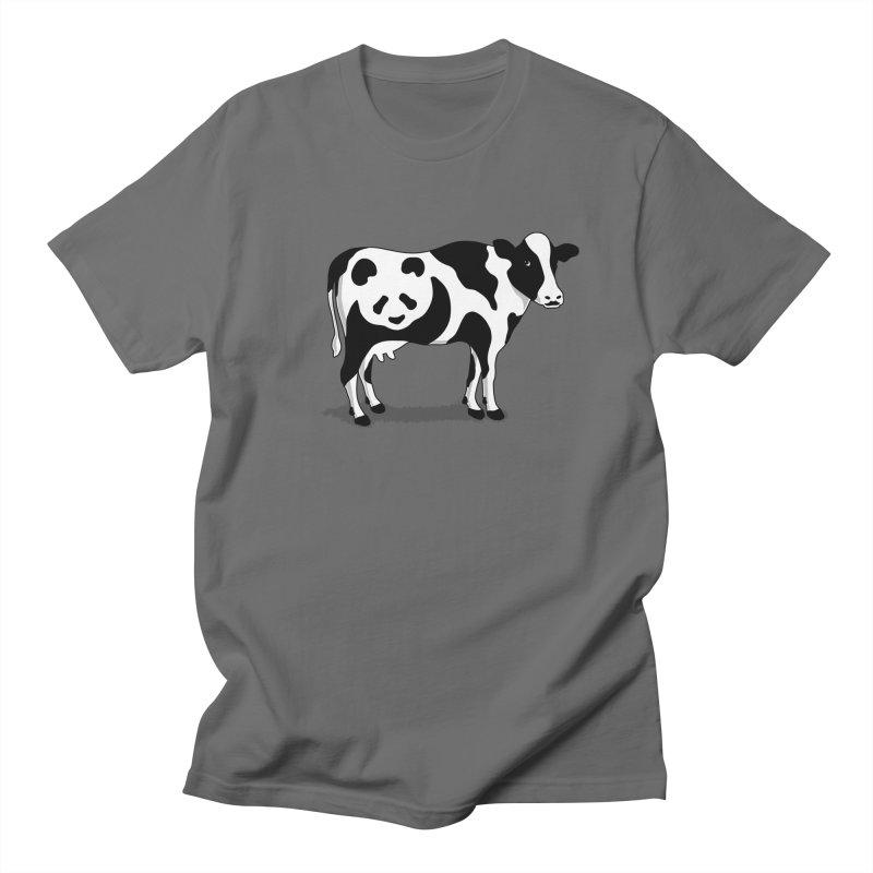 CowPanda Men's T-shirt by Morozinka Artist Shop
