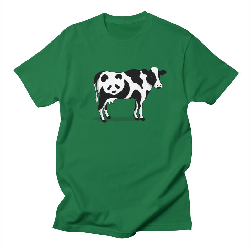 CowPanda Men's T-shirt by Morozinka Artist Shop