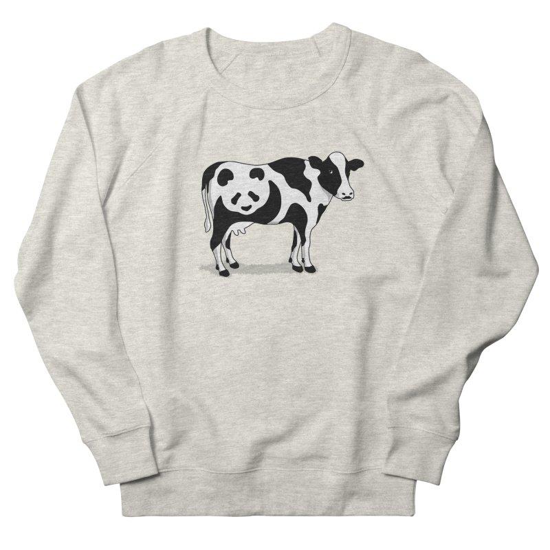 CowPanda Men's Sweatshirt by Morozinka Artist Shop