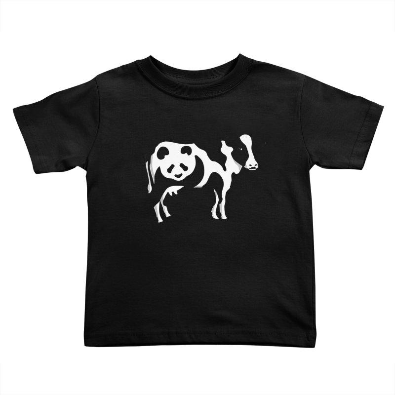 CowPanda Kids Toddler T-Shirt by Morozinka Artist Shop