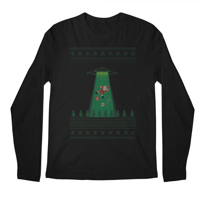 Goodbye Santa Men's Longsleeve T-Shirt by Morozinka Artist Shop