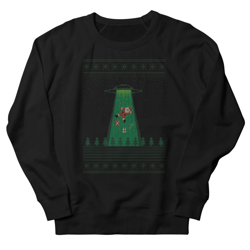Goodbye Santa Men's Sweatshirt by Morozinka Artist Shop