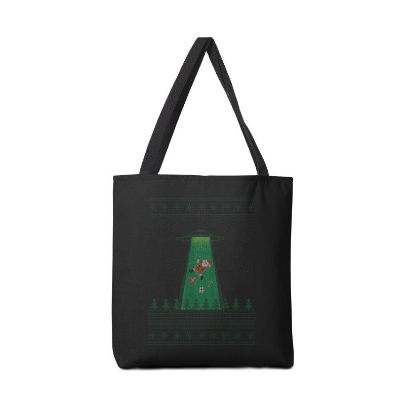Goodbye Santa Accessories Bag by Morozinka Artist Shop