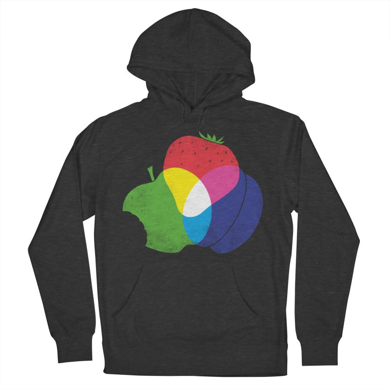 RGB Fruit Men's Pullover Hoody by Morozinka Artist Shop