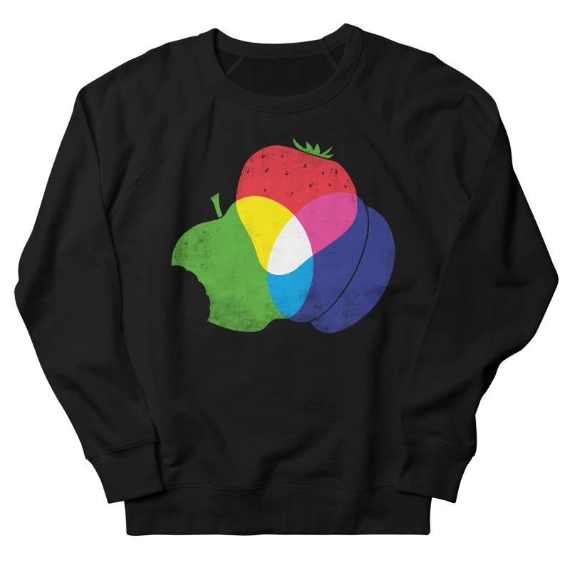 RGB Fruit Women's Sweatshirt by Morozinka Artist Shop
