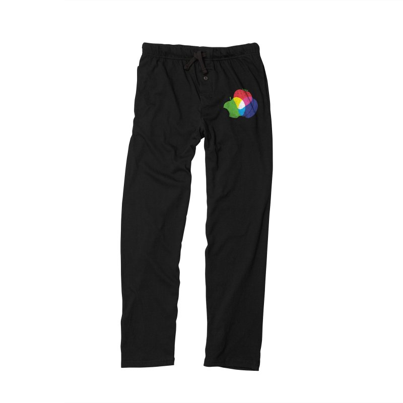 RGB Fruit Men's Lounge Pants by Morozinka Artist Shop