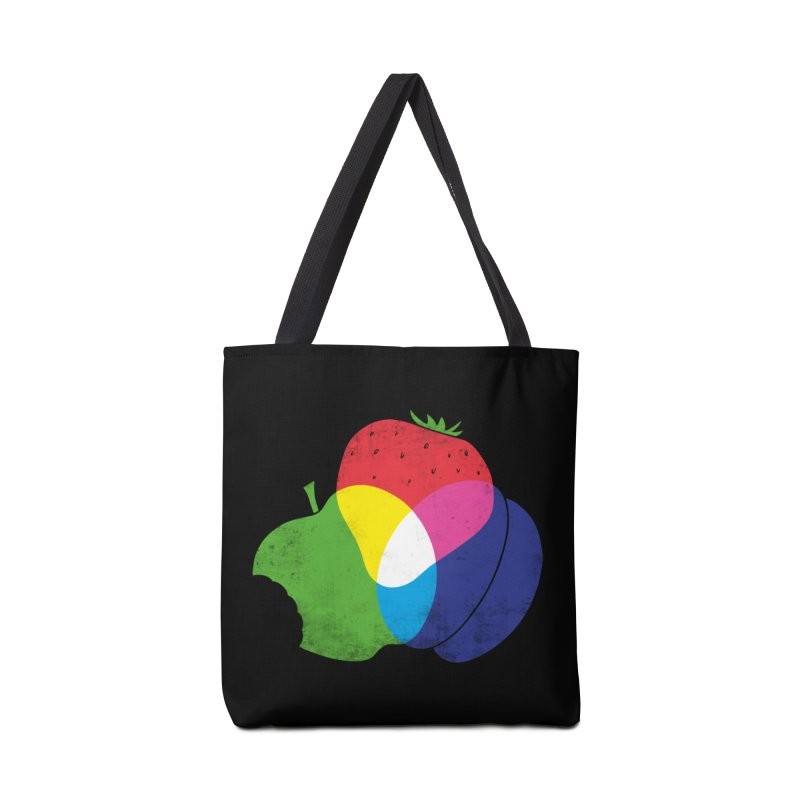 RGB Fruit Accessories Bag by Morozinka Artist Shop