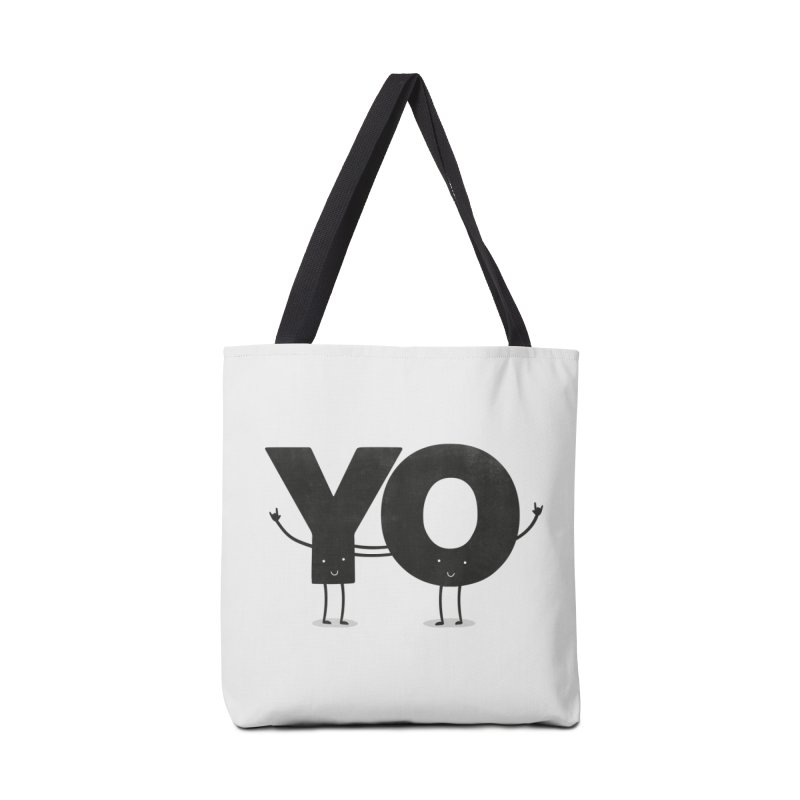 YO Accessories Bag by Morozinka Artist Shop