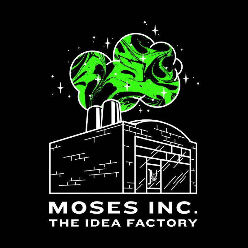 Idea Factory Men's T-Shirt by Gargoyle Gear
