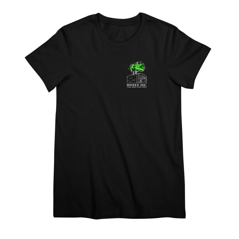 Idea Factory Women's Premium T-Shirt by Gargoyle Gear
