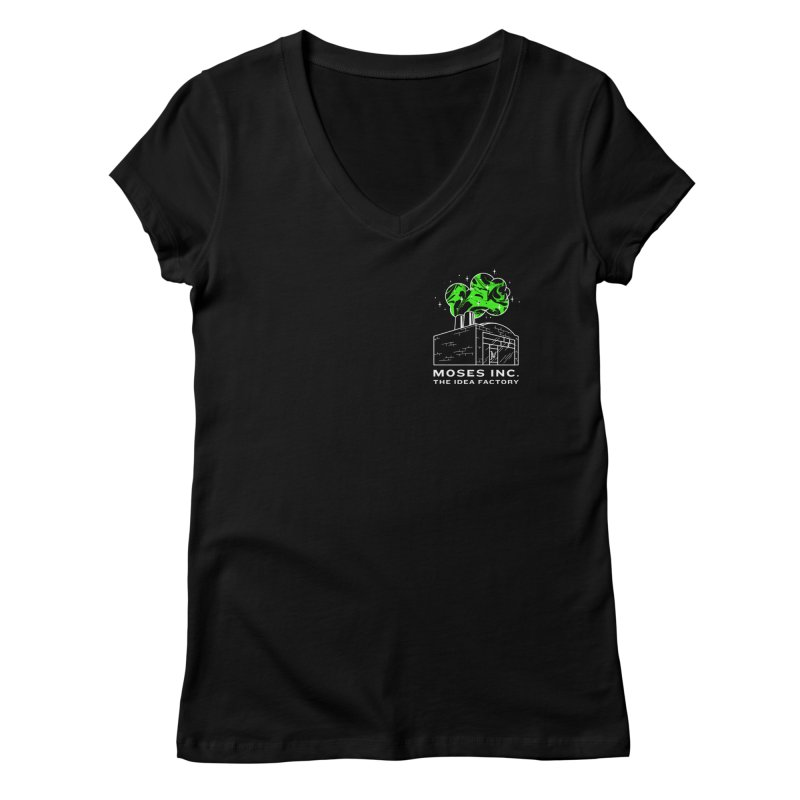 Idea Factory Women's V-Neck by Gargoyle Gear