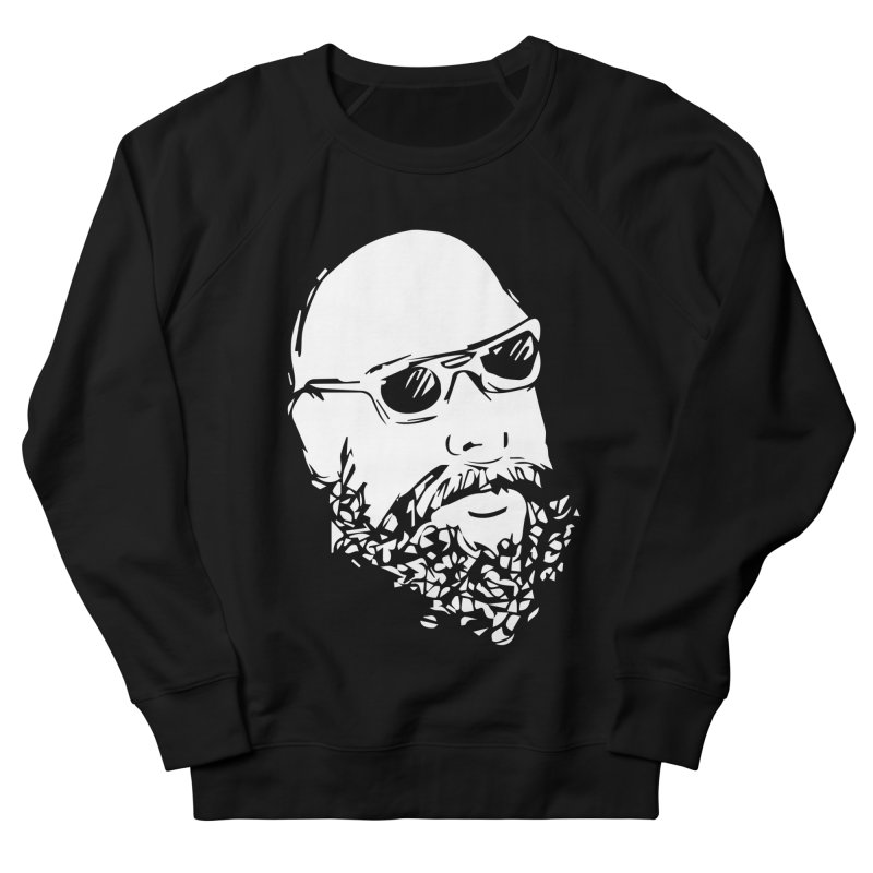 Sketchy, man. . . .   Men's French Terry Sweatshirt by Thee Most Exalted T-shirt page.