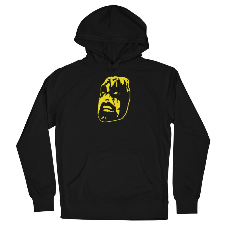 Metal Men's Pullover Hoody by Thee Most Exalted T-shirt page.