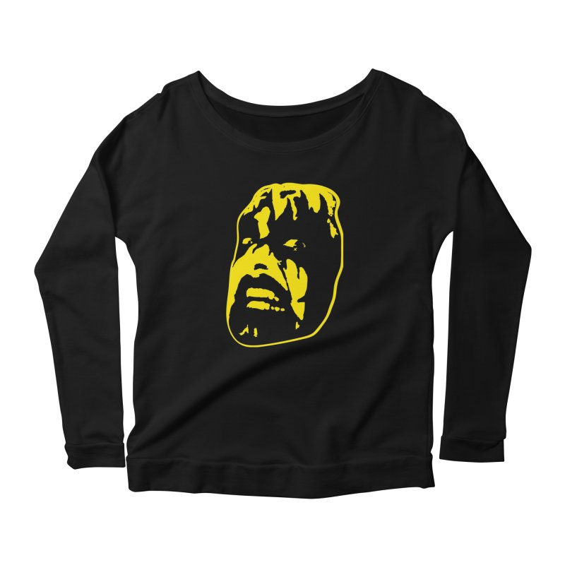 Metal Women's Longsleeve T-Shirt by Thee Most Exalted T-shirt page.