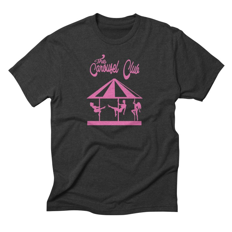The Carousel Men's T-Shirt by Thee Most Exalted T-shirt page.