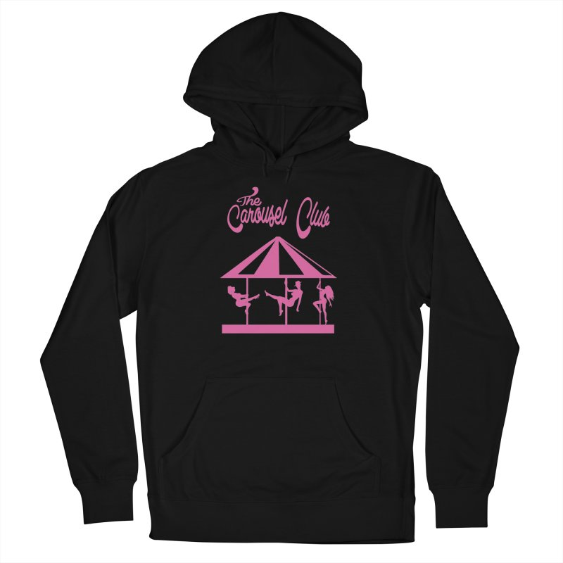 The Carousel Women's French Terry Pullover Hoody by Thee Most Exalted T-shirt page.