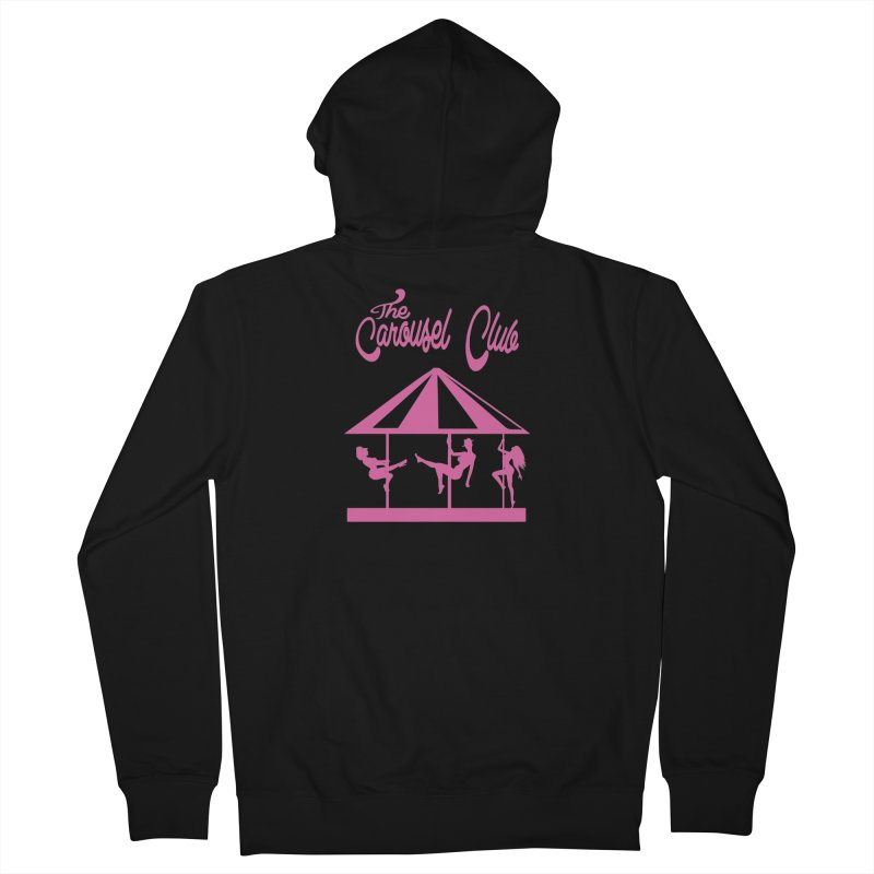 The Carousel Women's Zip-Up Hoody by Thee Most Exalted T-shirt page.