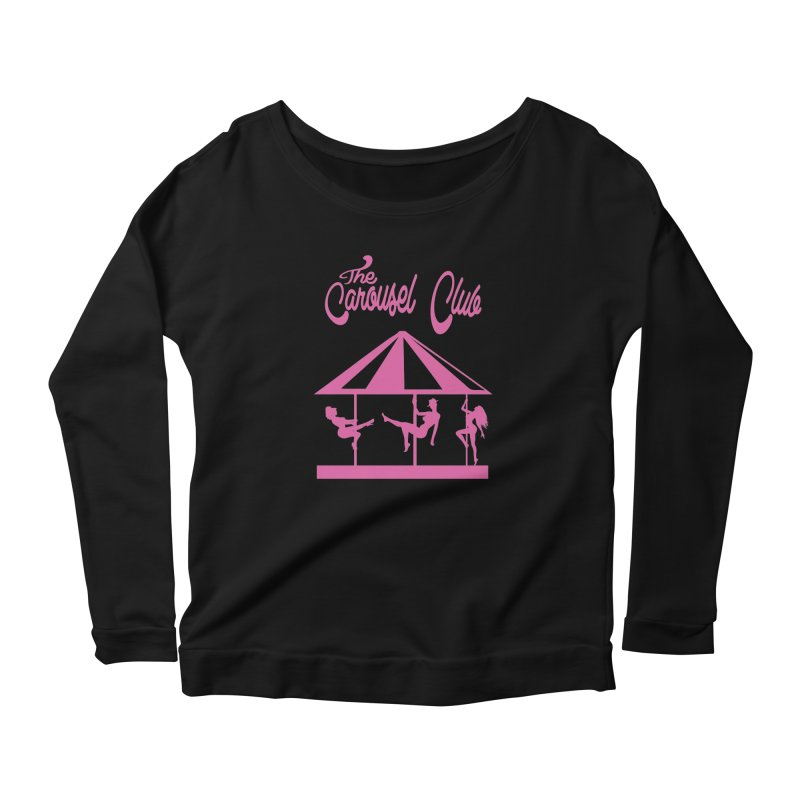 The Carousel Women's Scoop Neck Longsleeve T-Shirt by Thee Most Exalted T-shirt page.