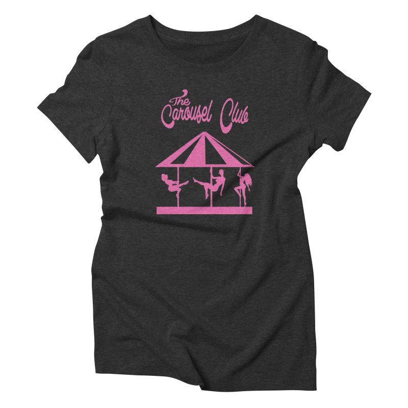 The Carousel Women's Triblend T-Shirt by Thee Most Exalted T-shirt page.