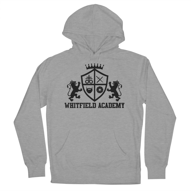 WHITFIELD ACADEMY Men's French Terry Pullover Hoody by Thee Most Exalted T-shirt page.