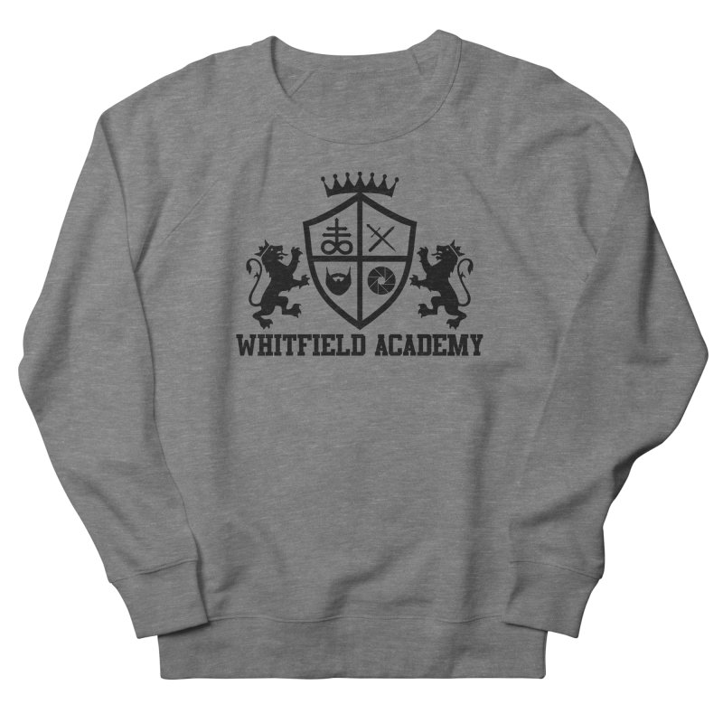 WHITFIELD ACADEMY Men's Sweatshirt by Thee Most Exalted T-shirt page.