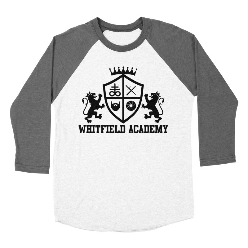 WHITFIELD ACADEMY Women's Baseball Triblend Longsleeve T-Shirt by Thee Most Exalted T-shirt page.