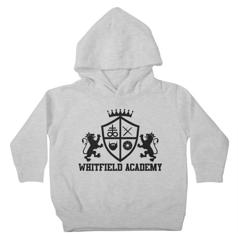 WHITFIELD ACADEMY Kids Toddler Pullover Hoody by Thee Most Exalted T-shirt page.