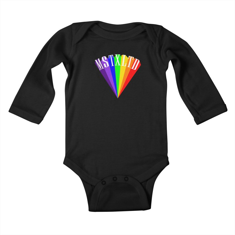 The Lightbringer Kids Baby Longsleeve Bodysuit by Thee Most Exalted T-shirt page.