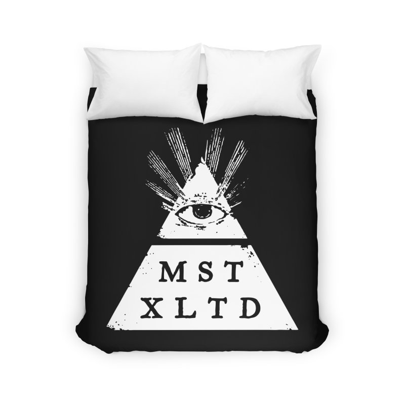 Most Exalted Logo Home Duvet by Thee Most Exalted T-shirt page.