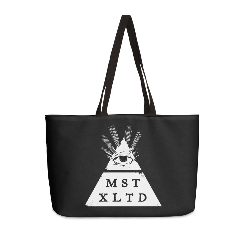 Most Exalted Logo Accessories Weekender Bag Bag by Thee Most Exalted T-shirt page.