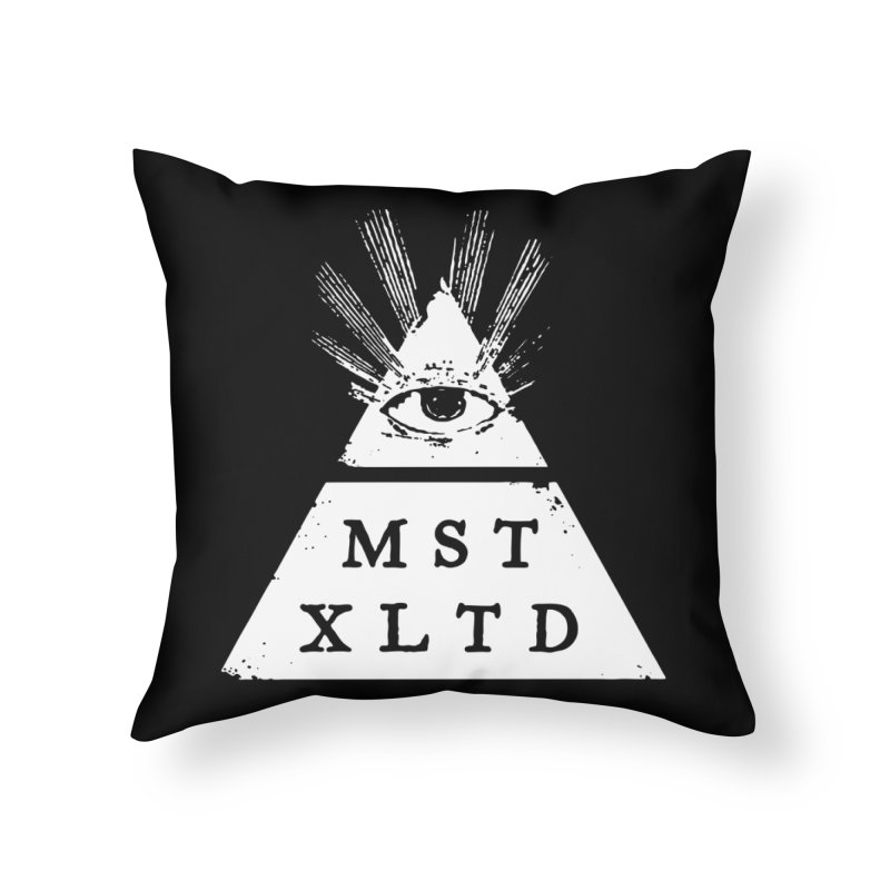 Most Exalted Logo Home Throw Pillow by Thee Most Exalted T-shirt page.