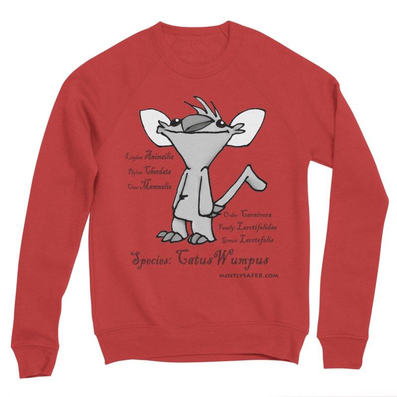 K.T. Wumpus Women's Sponge Fleece Sweatshirt by MostlySAFE Webcomic Shwag