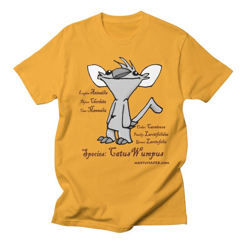 K.T. Wumpus Women's Regular Unisex T-Shirt by MostlySAFE Webcomic Shwag