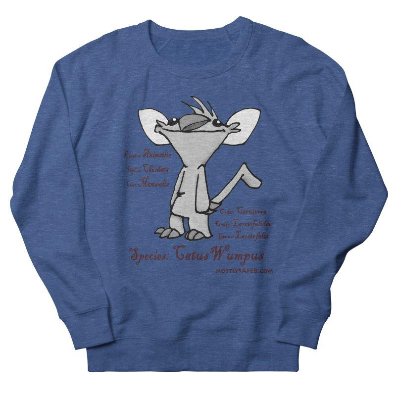 K.T. Wumpus Men's Sweatshirt by MostlySAFE Webcomic Shwag