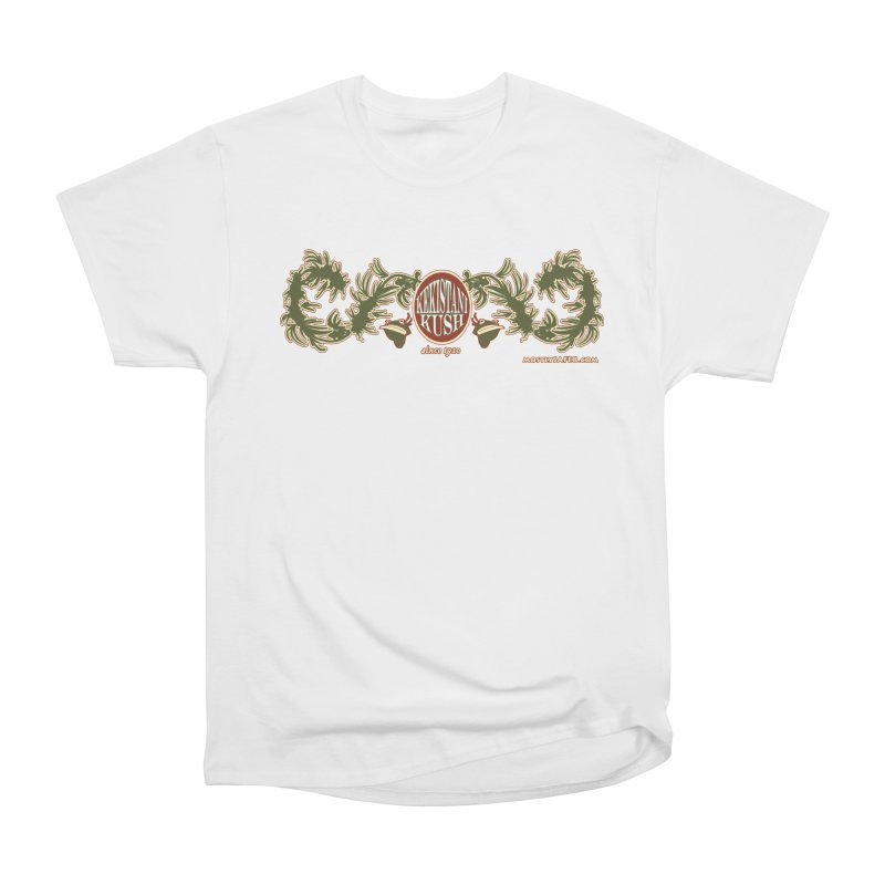 Kekistani Kush Men's Heavyweight T-Shirt by MostlySAFE Webcomic Shwag