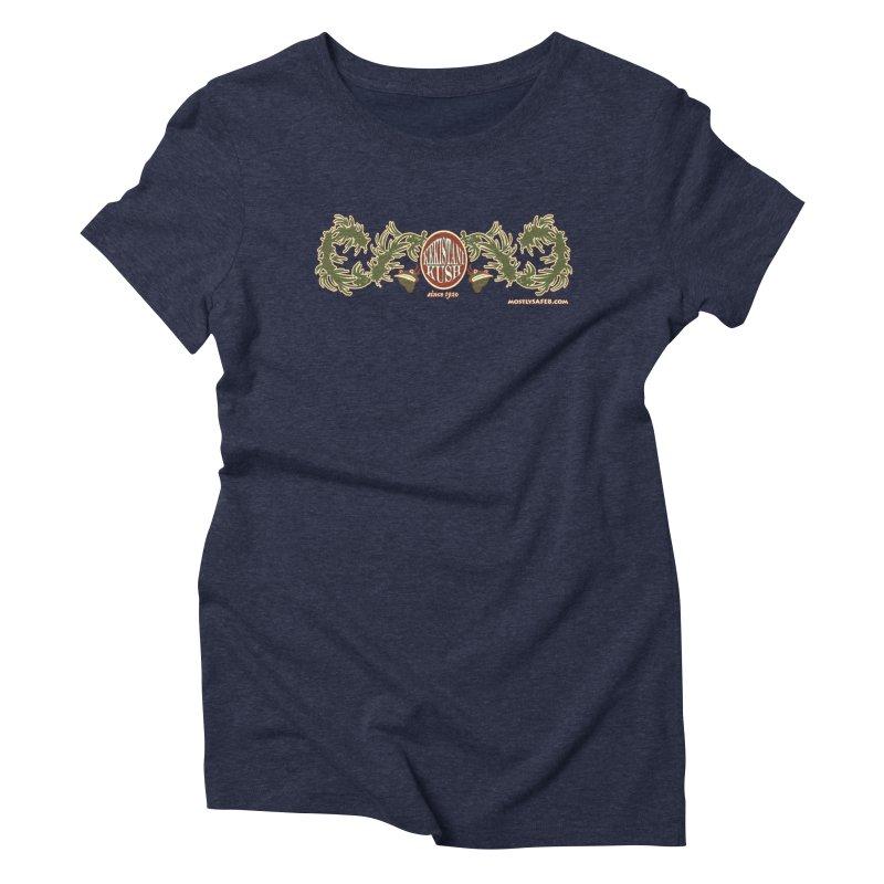 Kekistani Kush Women's Triblend T-Shirt by MostlySAFE Webcomic Shwag
