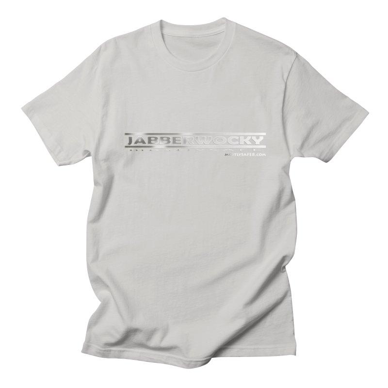 JABBERWOCKY - White Space Bucket Logo Women's Regular Unisex T-Shirt by MostlySAFE Webcomic Shwag