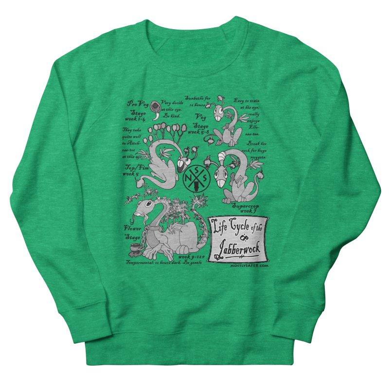 Life Cycle of the Jabberwock Women's Sweatshirt by MostlySAFE Webcomic Shwag