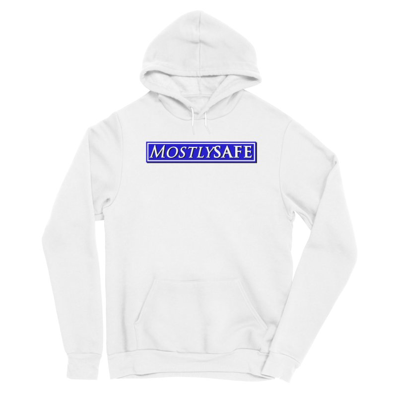 MostlySAFE Logo Women's Pullover Hoody by MostlySAFE Webcomic Shwag