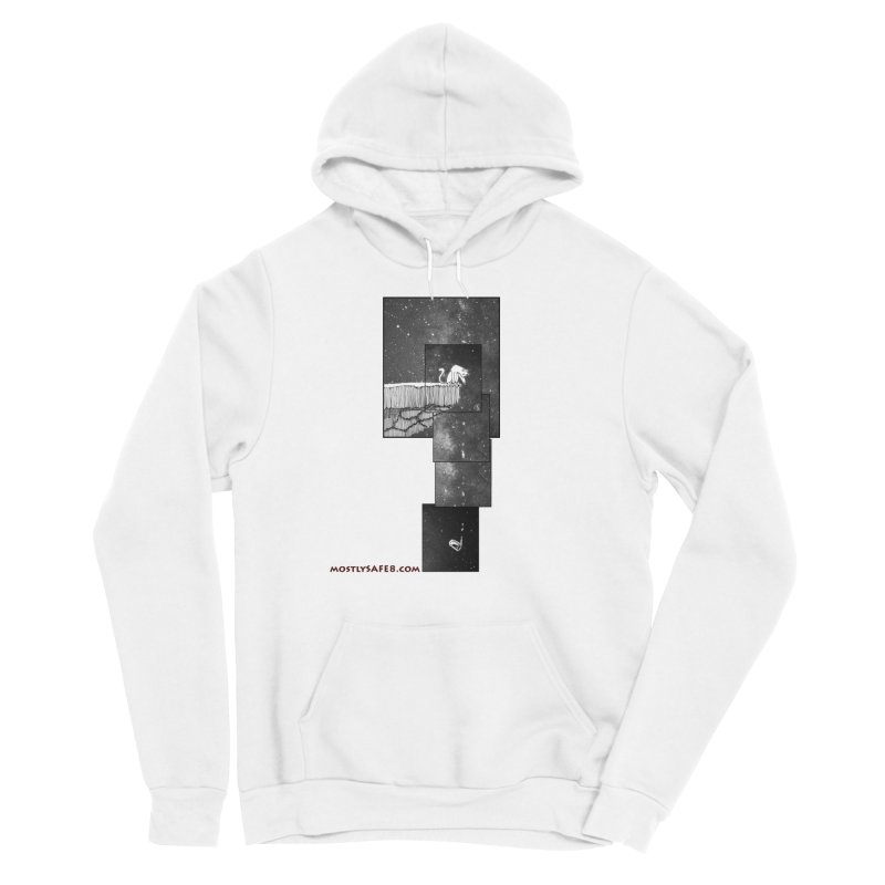 Flat Earth Cat Women's Pullover Hoody by MostlySAFE Webcomic Shwag