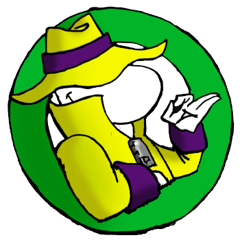 MostlySAFE Webcomic Shwag Logo