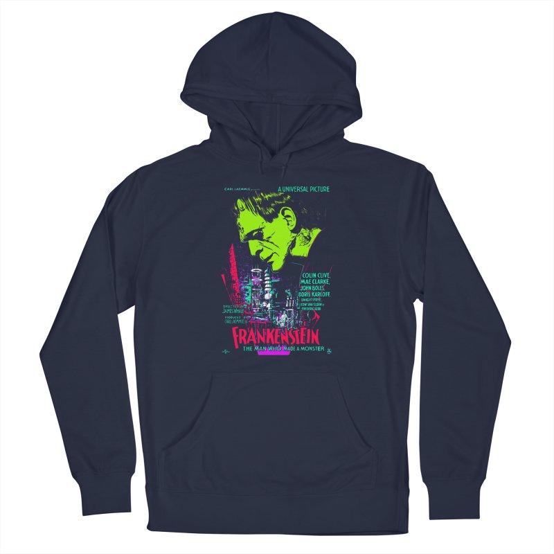 Frankenstein Monster Men's Pullover Hoody by mostro's Artist Shop
