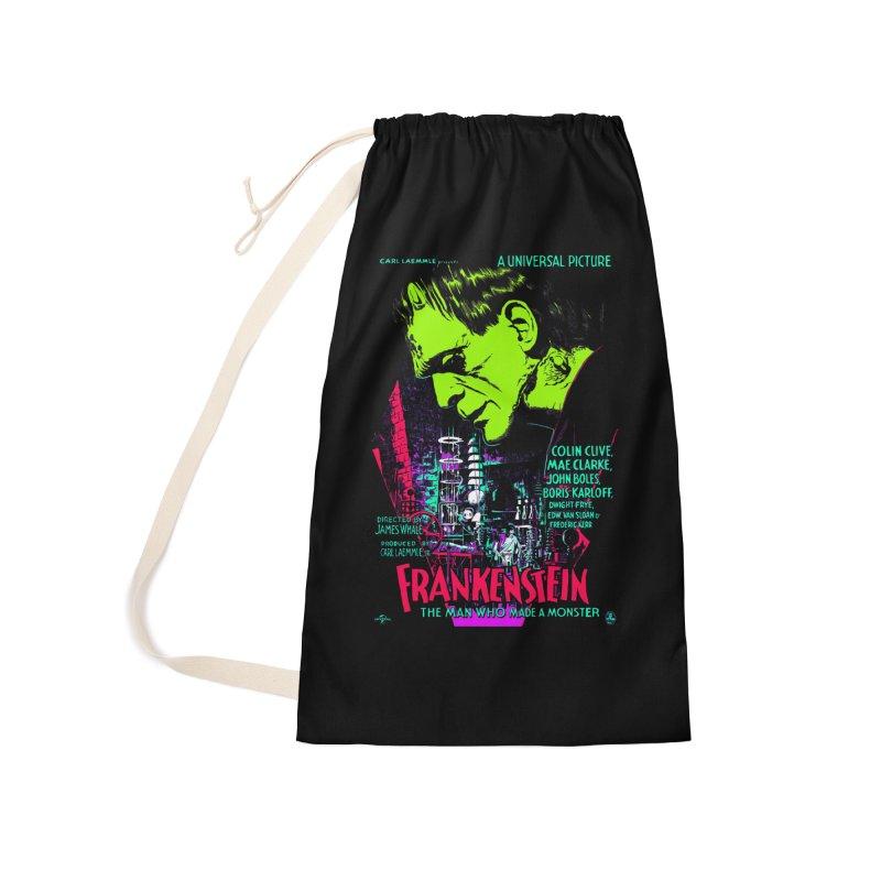 Frankenstein Monster Accessories Bag by mostro's Artist Shop