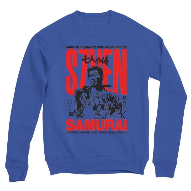 Seven Samurai Men's Sweatshirt by mostro's Artist Shop
