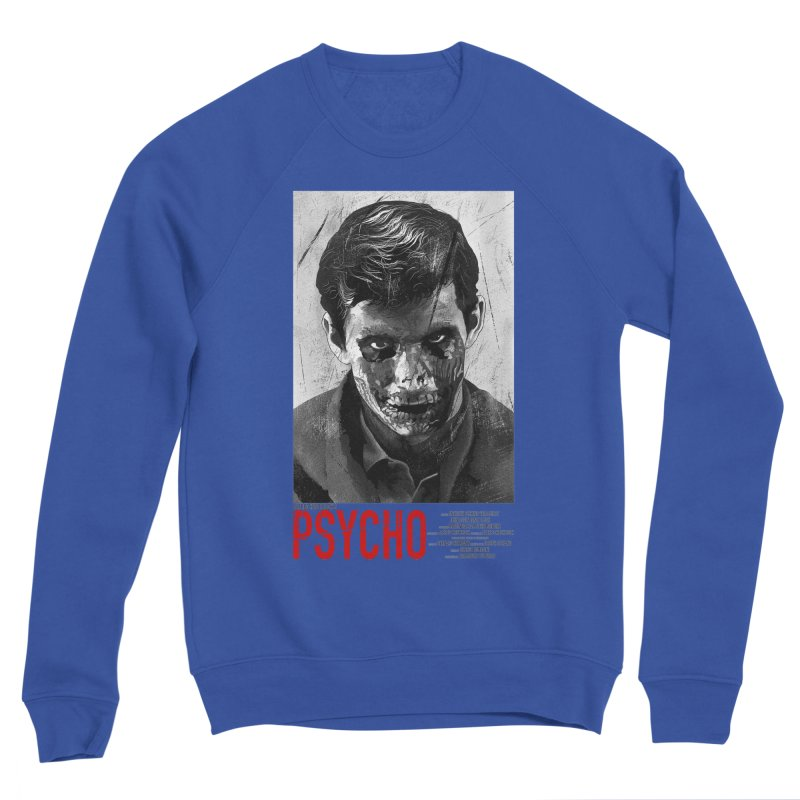 Psycho Men's Sweatshirt by mostro's Artist Shop